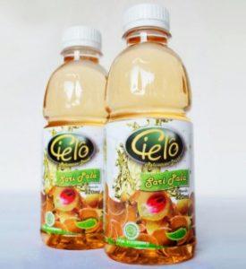 Minuman Sari Pala Cielo Drink, Sangat Cocok Dijadikan Sebagai Oleh Oleh Khas Bogor Ketika Berkunjung ke Rumah Sanak Saudara