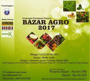 Sirup Pala Bogor Cielo Hadir di Bazar Agro 2017 Setiap Hari Minggu Jam 8-14 di Gedung Alumni IPB