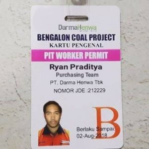 ID Card Ryan Praditya